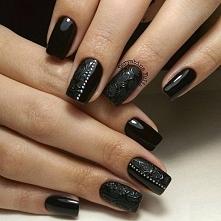 black mani