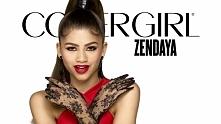 Zendaya została nową twarzą Covergirl!