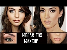 Megan Fox Full Face Makeup Tutorial & New Hair! Jackie Wyers