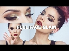 Done Quick: Full Face Glam ...