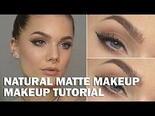 Natural Matte Makeup - Lind...