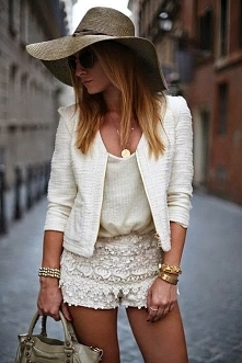 Letnia stylizacja:)
