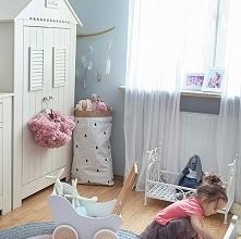 Papierowe torby na zabawki - modny trend w pokoju dziecka