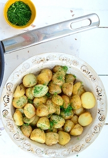 Najlepsze młode ziemniaki z...