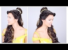 Belle Disney Princess Hair ...