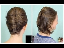 French Twist & Half...