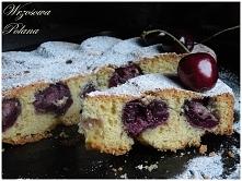 Banalnie proste ciasto z cz...