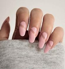 tym razem róż! na blogu również, nowe posty o paznokciach - kliknij w zdjęcie