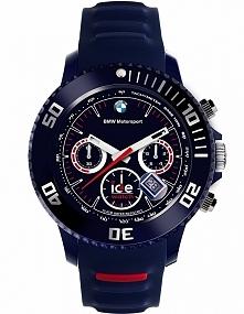 Męski sportowy zegarek BMW wodoodporny i oryginalny ICE WATCH BMW MOTORSPORT BM.CH.DBE.BB.S.13  Możliwość zakupu, link w komentarzu :)