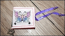 igielnik - haft krzyżykowy