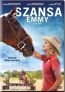 """""""Szansa Emmy"""" (2016), czyli film dla miłośniczek koni i nie tylko... opowiada o dziewczynie, która za wtargnięcie na prywatny teren, musi odrobić prace społeczne w sch..."""