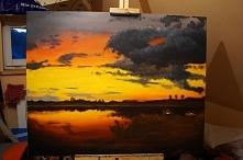 moje malarstwo 100/80