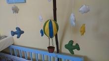 Zabawka z filcu dla dziecka...