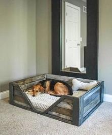 legowisko dla psa DIY (ps. ...