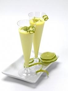 Crema di limoncello (kremowe Limoncello) Słodziutki, lekki likier mleczno-cyt...
