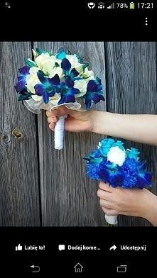 bukiet ślubny :-)