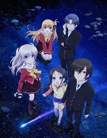 Charlotte ♥ Jedno z najlepszych anime