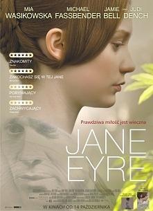 Jane Eyre  Anglia czasów wiktoriańskich. Chłód, porywisty wiatr, kompletne pu...