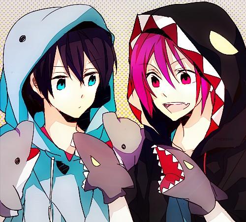 Rin & Haru