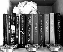 Zapraszam na mojego nowego bloga o książkach. Dopiero zaczynam, ale mam nadzieję,że się wam spodoba <3 Klikajcie w obrazek <3
