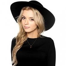 Czy ktoś wie, gdzie kupię ładny, tani i czarny kapelusz. Podobny do tego na zdjęciu ?