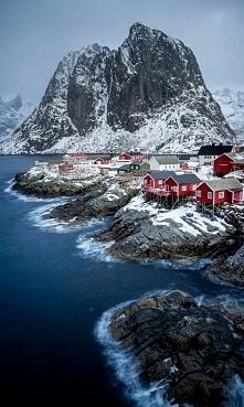 Mroźna Norwegia <3