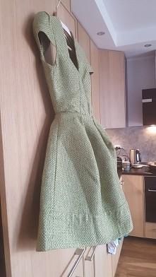 sprzedam sukienke Aqua Cout...