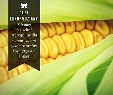 Olej kukurydziany jest dobry dla zdrowia i dla urody. Poznaj jego właściwości i działanie!