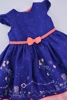 Nowa dostawa odzieży dziecięcej -   letnie sukienki... - klik.