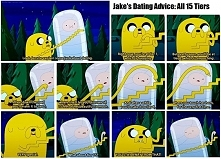 Jake's Dating Advice. :D