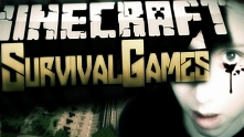 YOUTUBER MNIE ZABIl | MINECRAFT SURVIVALGAMES