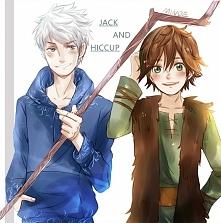 Jack Frost i Czkawka