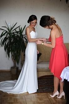 Piękna romantyczna suknia VP