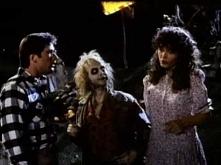 Beetlejuice trailer (1988)