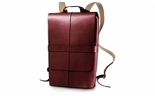 Plecak rowerowy Brooks Piccadilly Leather Maroon.