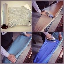 Porządnie wyprasowane ubranie w parę minut? Tak, jeśli użyjemy tej sztuczki. ...