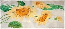 Słoneczniki babci