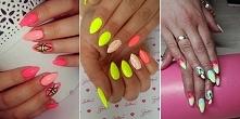 14 Ślicznych inspiracji na kolorowy manicure