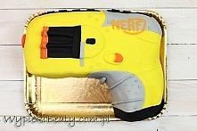 Tort Nerf - Wypieki Beaty
