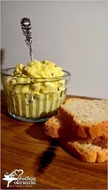 Pasta kanapkowa light z czarnuszką. Lekka pasta kanapkowa.  Przepis po kliknięciu w zdjęcie