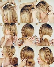 Pomysł na włosy w upalne dni