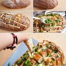 pieczony chlebek