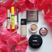 Ulubiine kosmetyki :) Instagram - klik