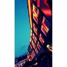 Lublin nocą - Karnawał sztukmistrzów Instagram - klik w zdjęcie