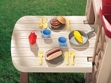 Domek ze stołem do zabaw dl...