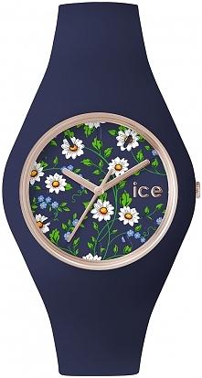 Piękny zegarek w kwiaty. Miła w dotyku guma tworzy pasek i kopertę. Zegarek jest niezwykle oryginalny i bardzo wygodny w noszeniu.