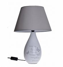 Lampa stołowa z ceramiczną ...