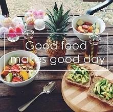 GOOD FOOD MAKES GOOD DAY