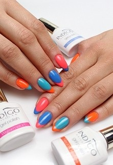Co powiecie na taką kolorową kombinację? :)