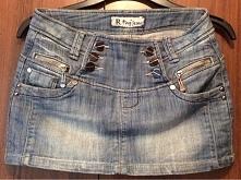 NOWA spódniczka jeansowa S/M